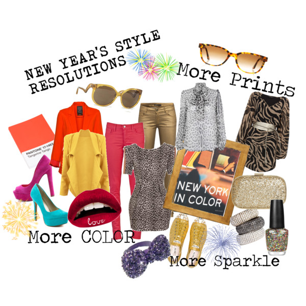 My Style Resolutions 2012