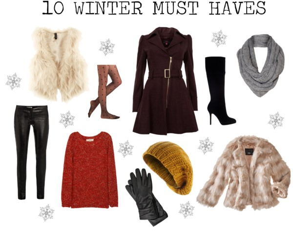 10 Winter Must Haves