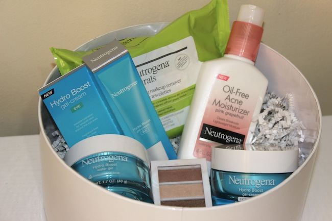New Neutrogena Beauty Kit + A Giveaway - Naty Michele