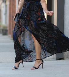 Velvet Maxi & 4 Ways To Get Out Of A Creative Rut