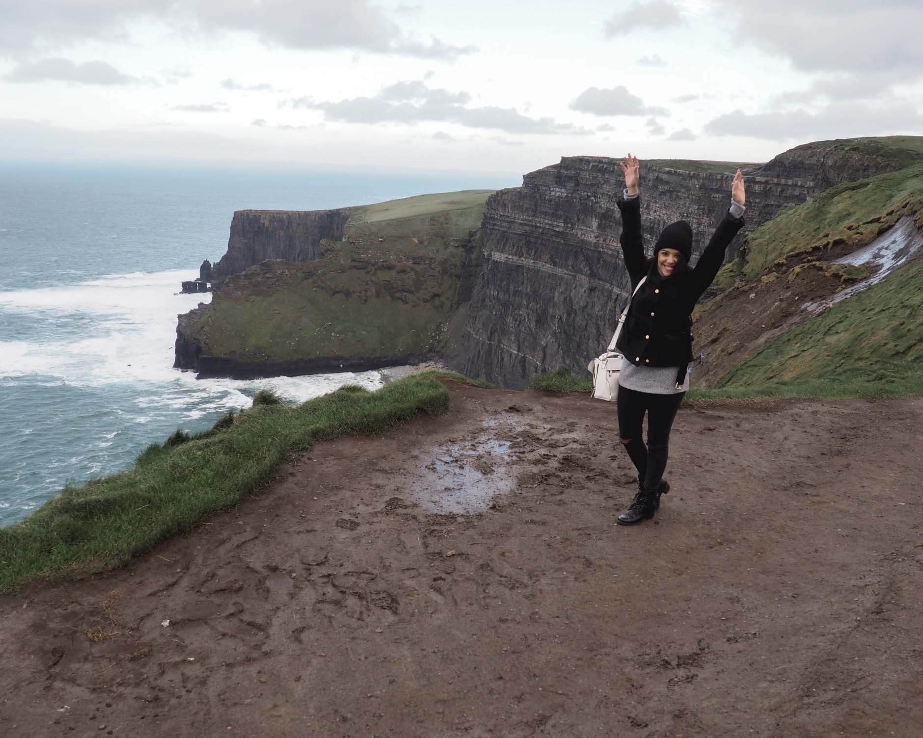 naty michele solo travel ireland