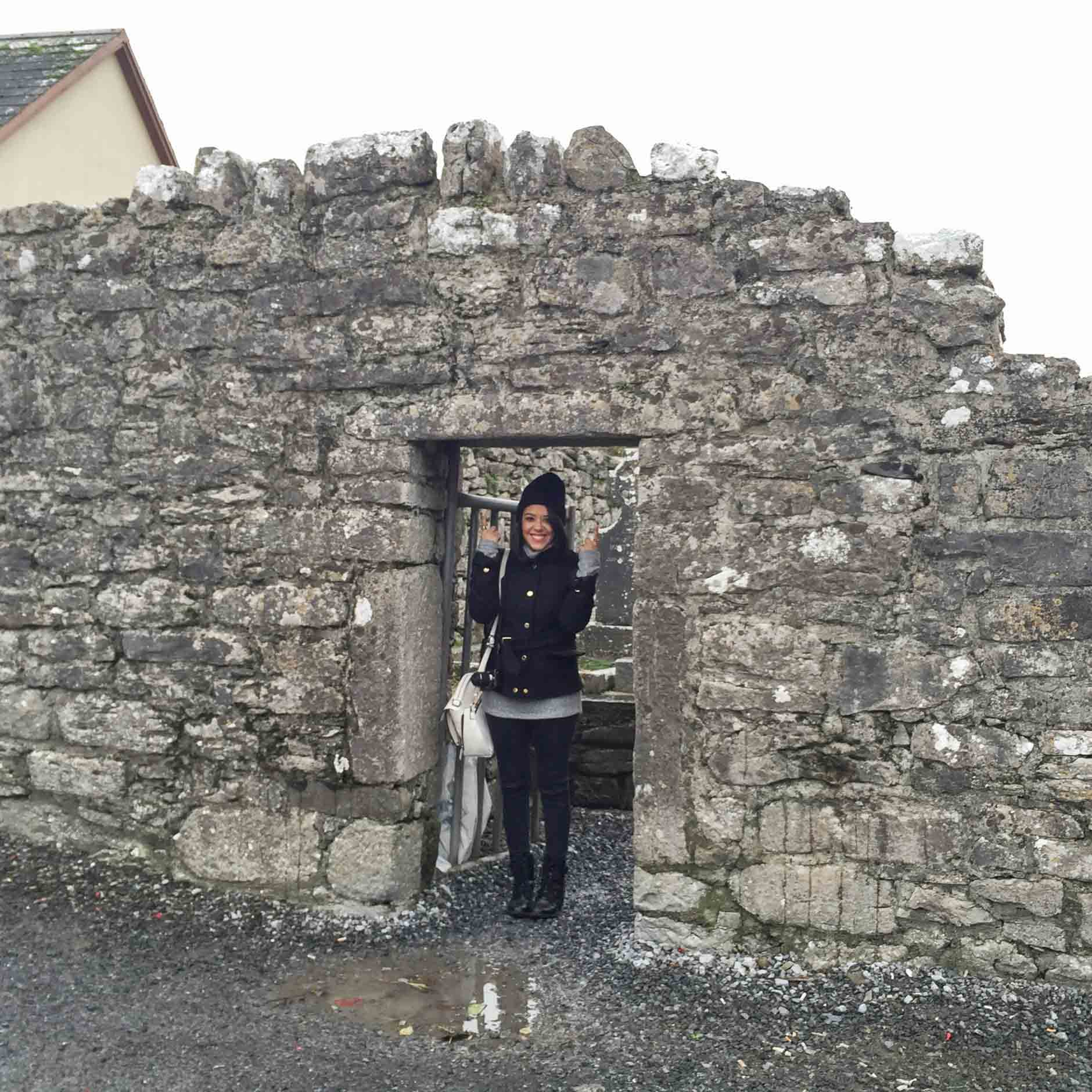 naty michele solo travel in ireland