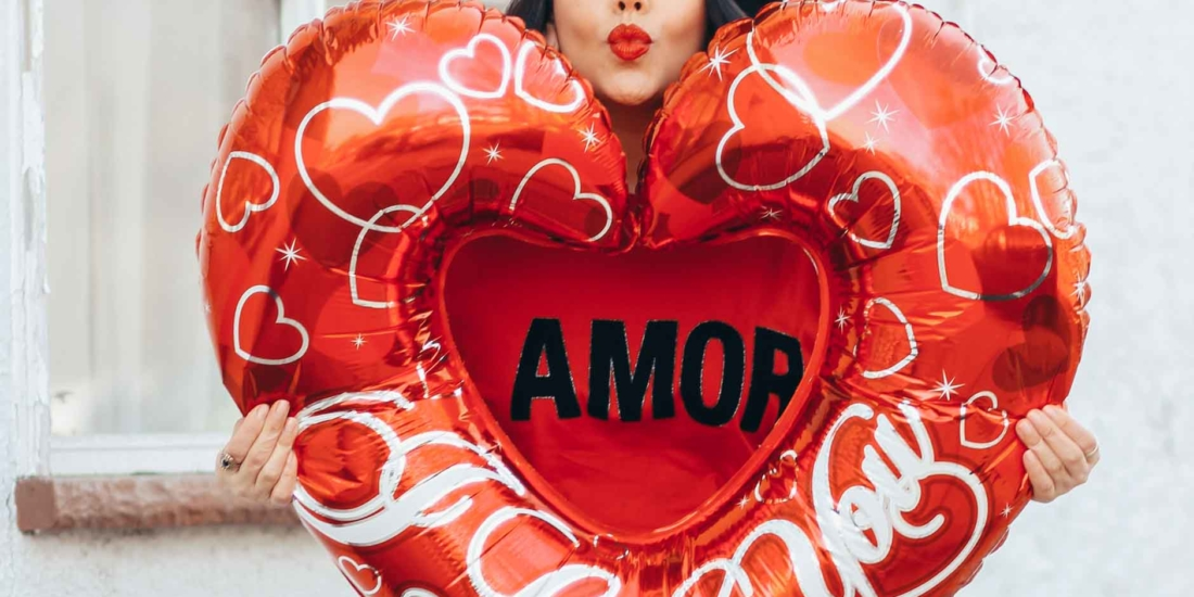 My Valentine's Day Memories, Self-Love & A Big Surprise