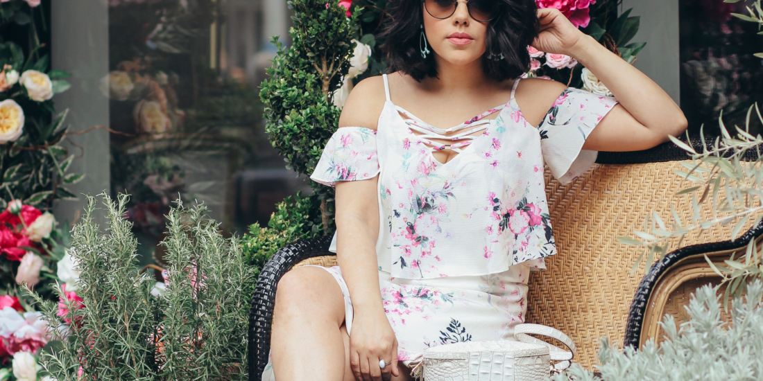 All The Spring Vibes & All The Spring Dresses