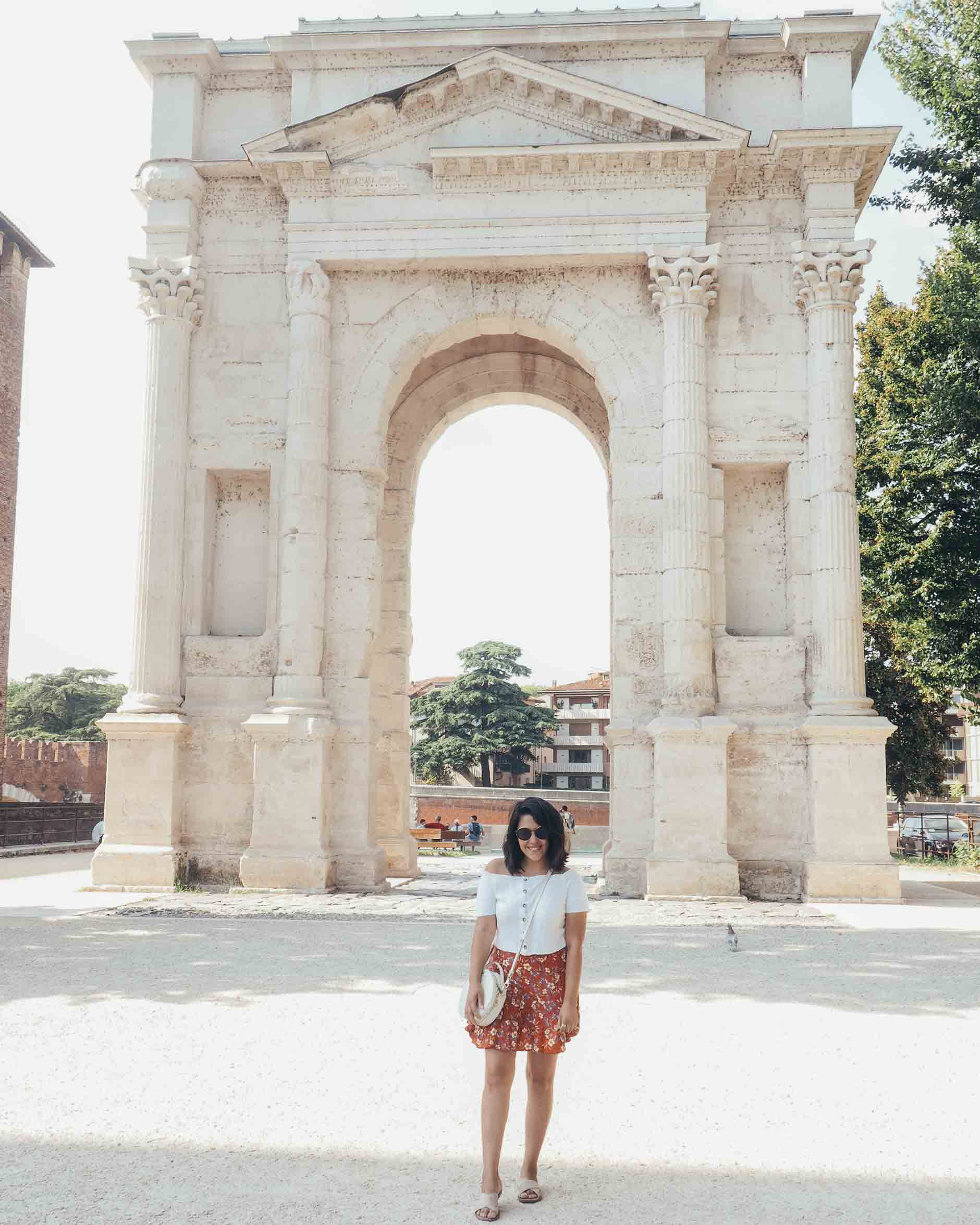 travel blogger naty michele in italy