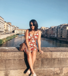 Solo Travel: 3 Nights In Florence