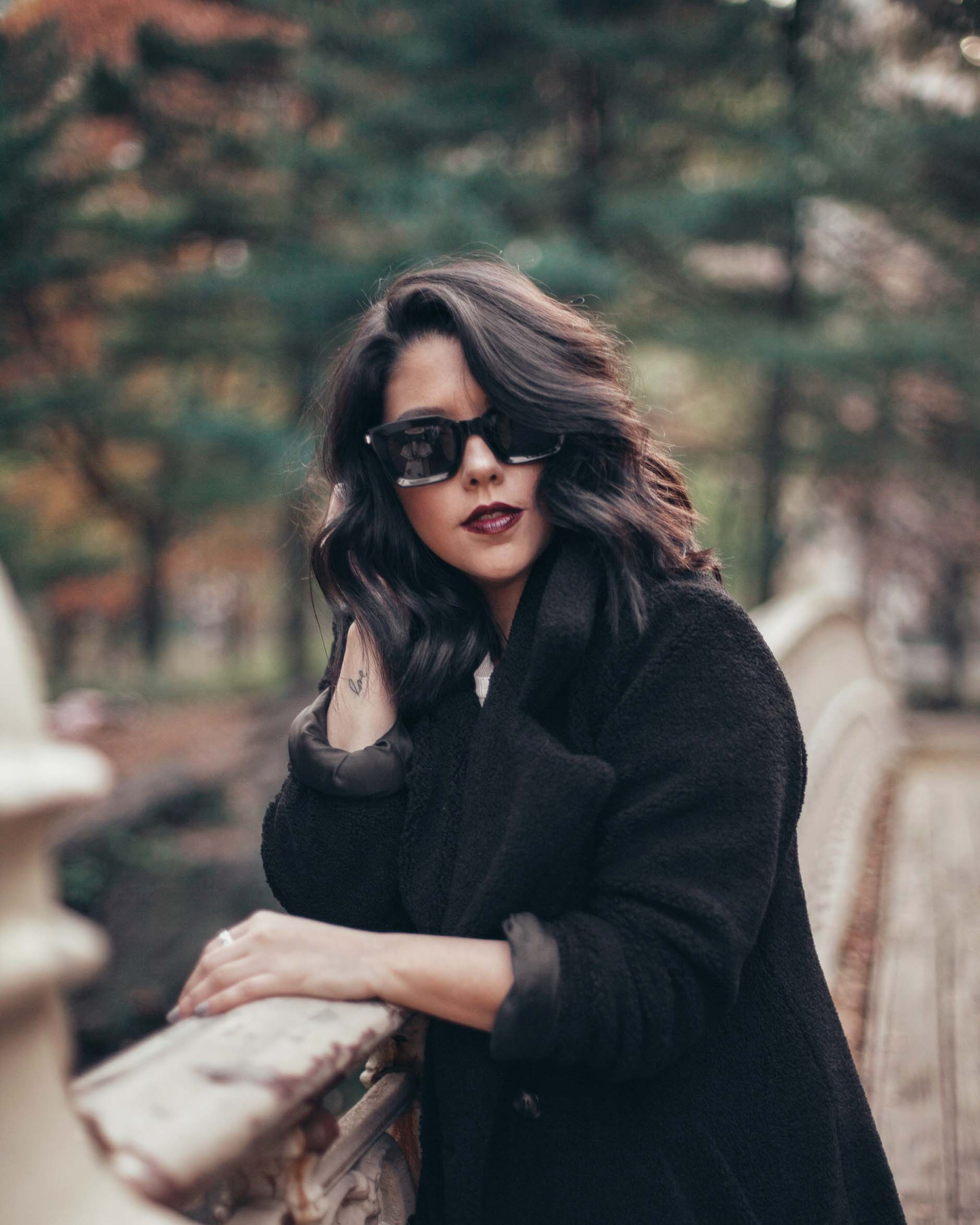 lifestyle blogger naty michele at central park