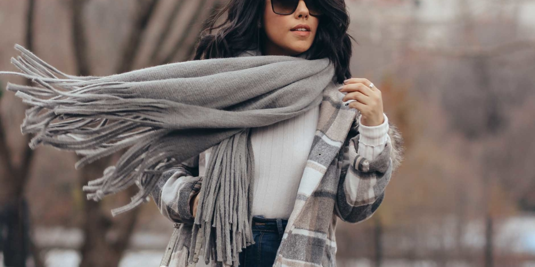 Cozy Winter Style In The City