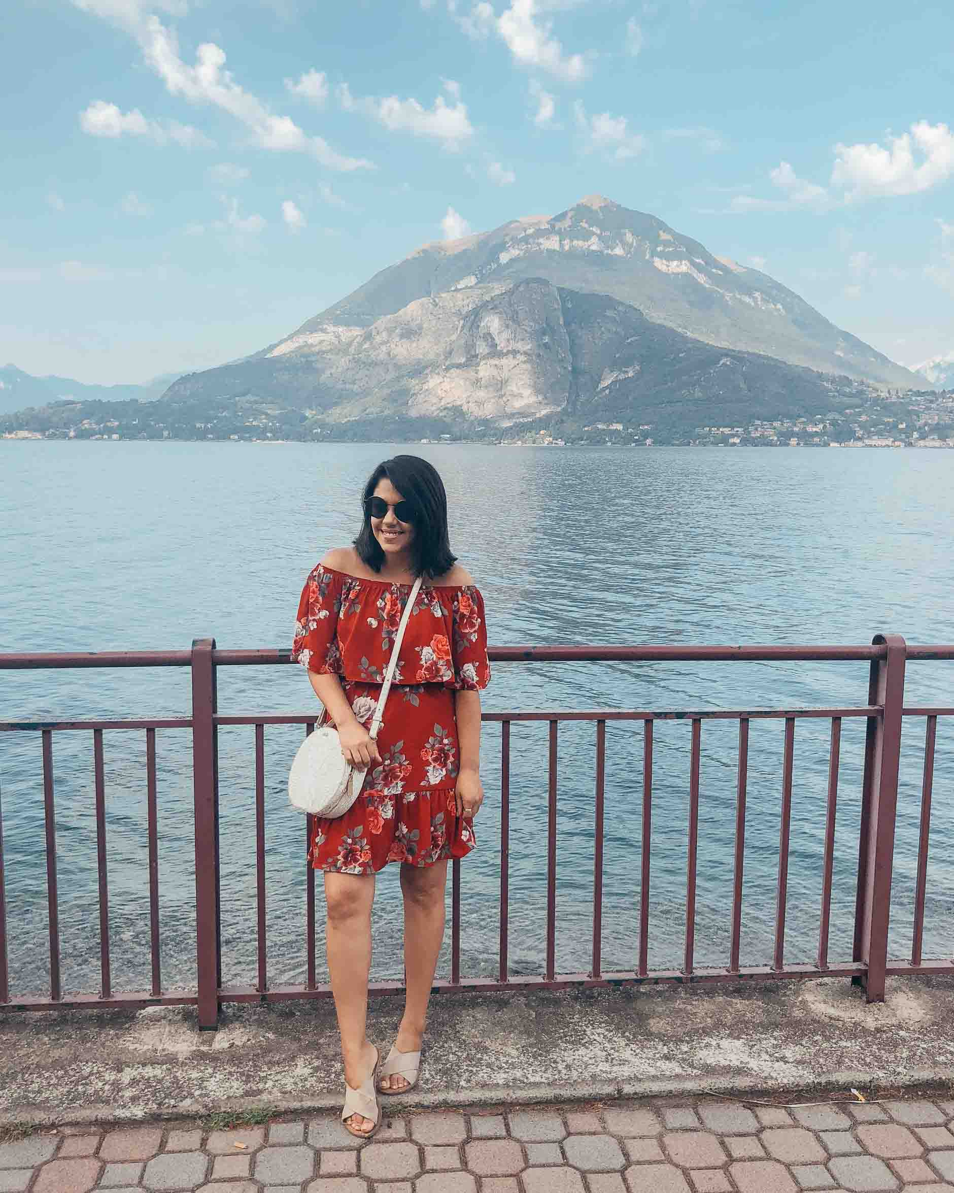 naty michele in varenna lake como solo travel