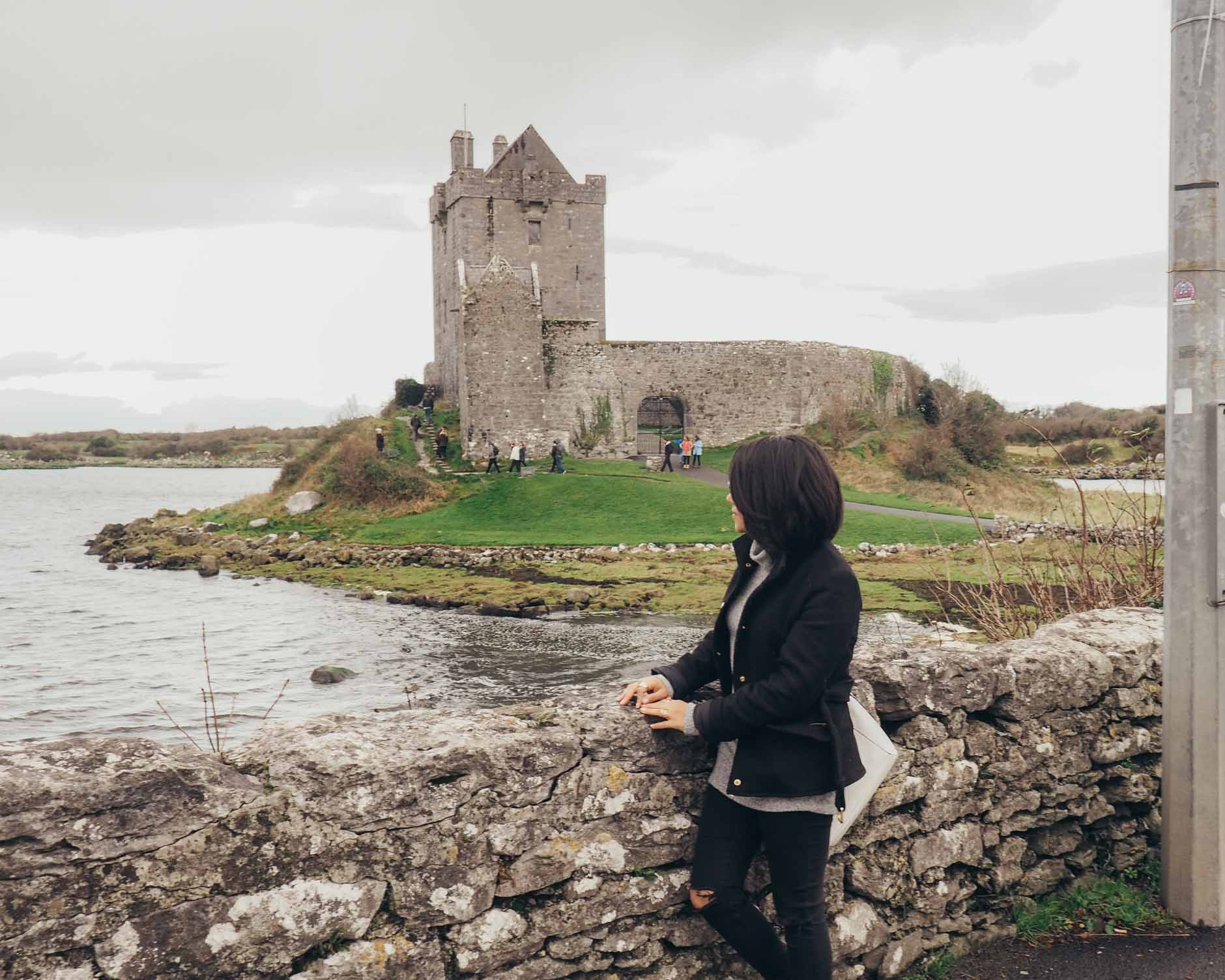 solo travel ireland