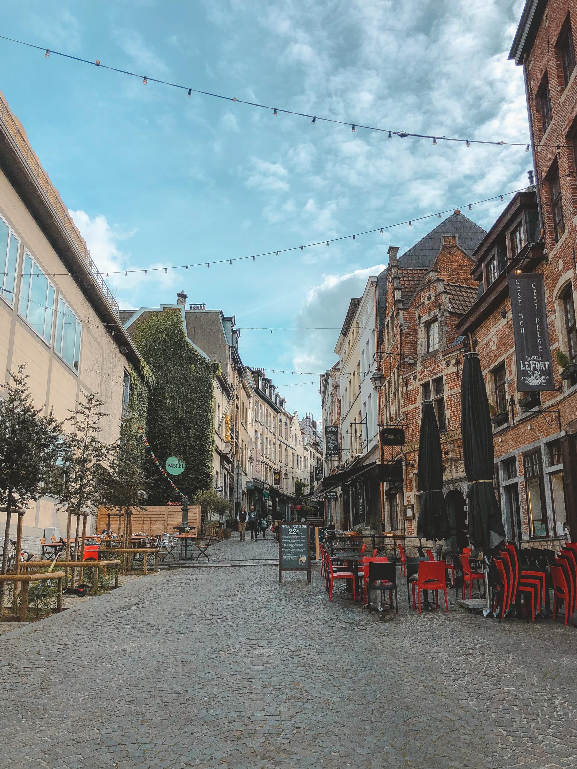 rue de rollebeek brussels