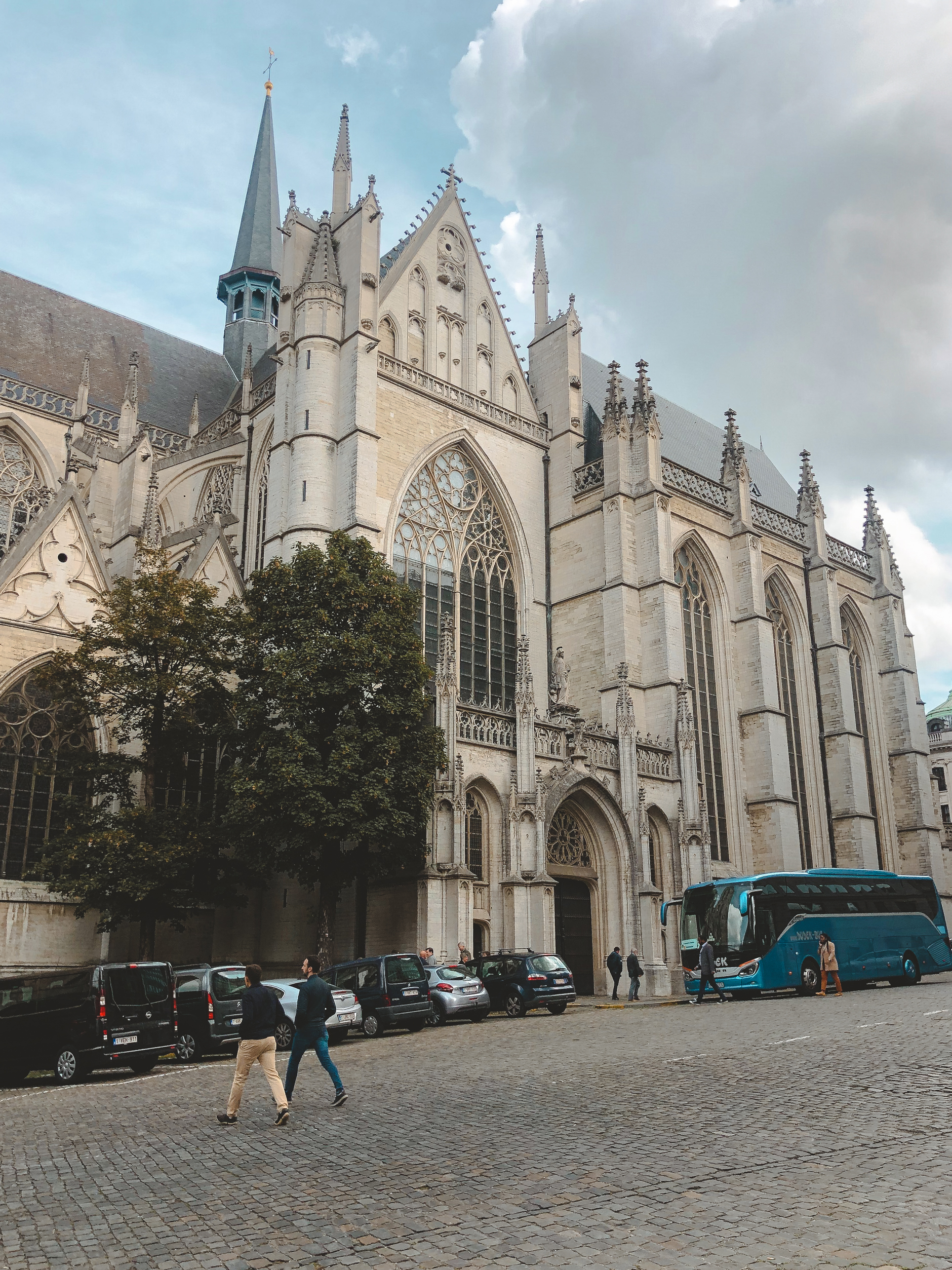 st michaels brussels