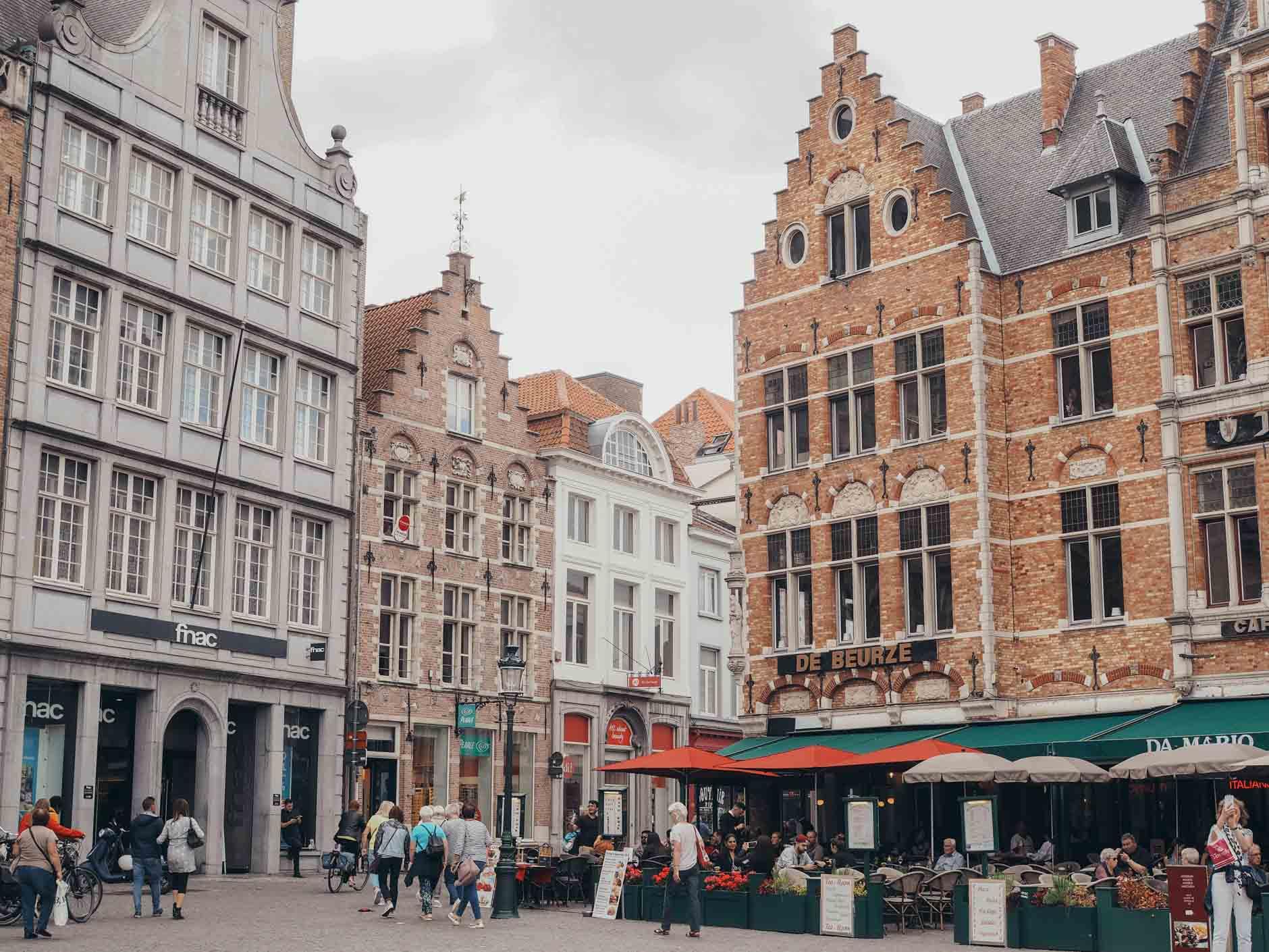 mrkt bruges belgium