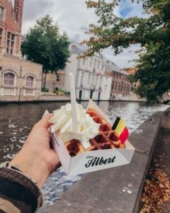 waffles brugge belgium