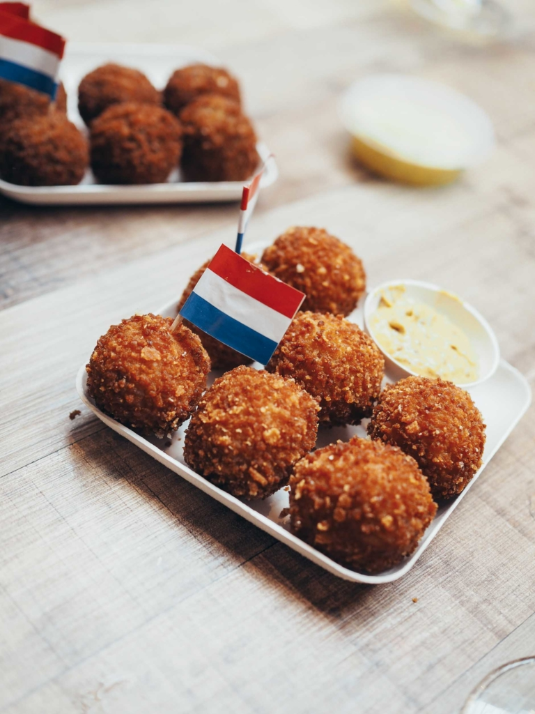 eating europe food tour bitterballen amsterdam