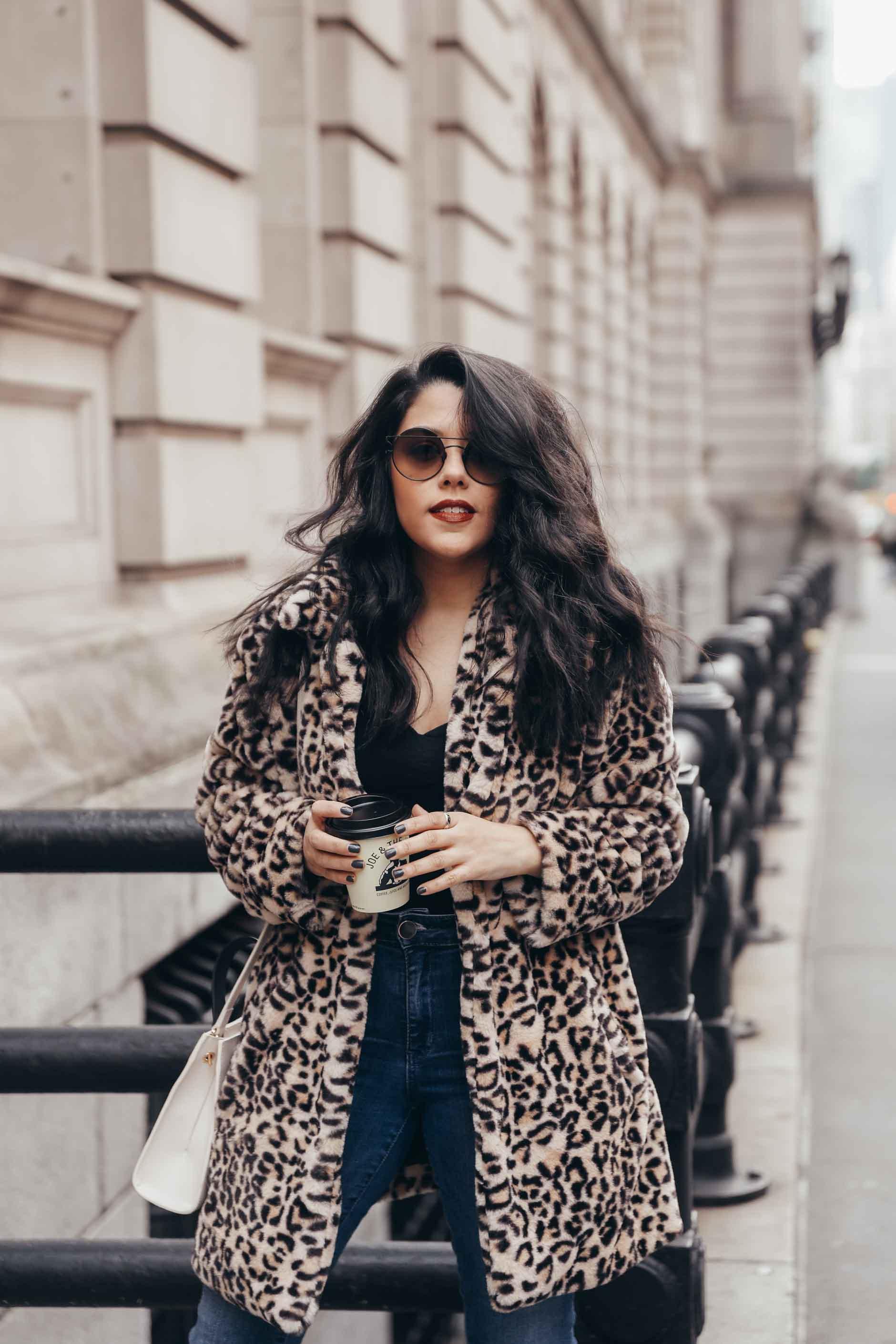 naty michele leopard coat
