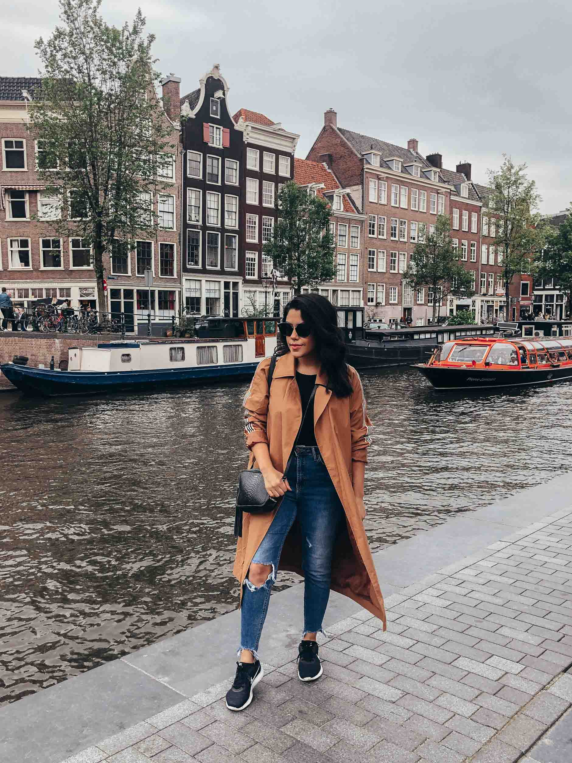 naty michele solo travel amsterdam